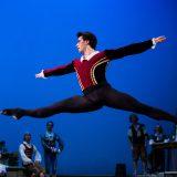 Foto credit: TBS, fotograf: Ovidiu Matiu – Iancu Ovidiu Matei la Teatrul De Balet Sibiu.